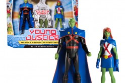 DC Universe Young Justice 2-Packs Martian Manhunter/Miss Martian & Ra's Al Ghul/Cheshire In Stock At DC Collectibles