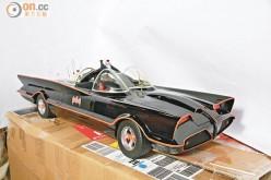 Hot Toys Batman 1966 Batmobile Sixth Scale Vehicle Preview
