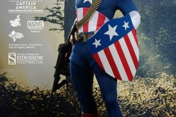 Hot Toys Captain America – 'Star Spangled Man' Version Sixth Scale Figure Pre-Orders Go Live