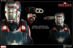Iron Patriot Life-Size Bust Pre-Orders Go Live