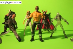 SDCC 2013 Exclusive Marvel Legends Thunderbolts Box Set Review