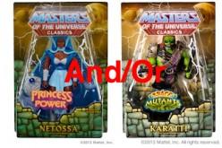 ToyHypeUSA Store – MOTUC Netossa & Karatti Clearance Sale $18 USD Each (Plus Shipping) – Bundle Sets Prices Lowered