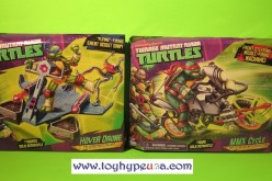 Playmates Toys TMNT Kraang Hover Drone & MMX Cycle Found At Toys R Us
