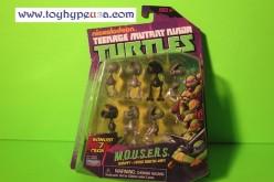 Playmates Toys TMNT M.O.U.S.E.R.S. & Mini Turtles Found At Target