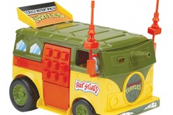 Teenage Mutant Ninja Turtles Retro Collection Party Wagon Now $39.99 At Toys R Us