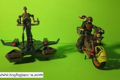 Teenage Mutant Ninja Turtles Kraang Hover Drone & MMX Cycle Review