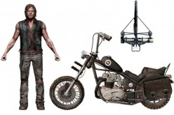 Sponsor News: BigBadToyStore – The Walking Dead TV Series – Daryl Dixon With Chopper Deluxe Boxed Set