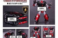 Transformers MP-12G Masterpiece G2 Sideswipe Pre-Orders At BigBadToyStore