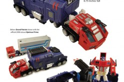 Transforming Expectations Toy Reference Book