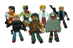 Sponsor News: Entertainment Earth – The Walking Dead Minimates Wave 4 In Stock