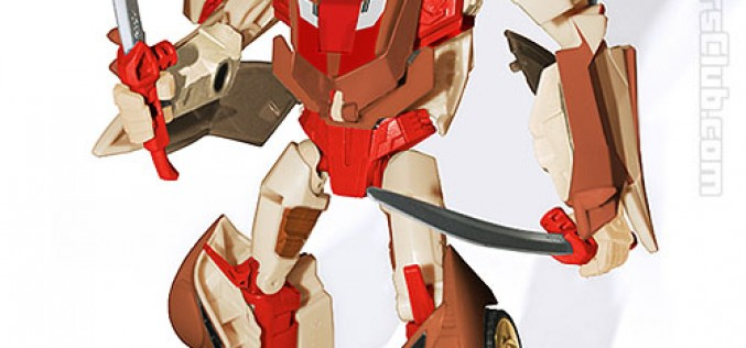 Transformers Collectors' Club FSS 2.0 Chromedome And Stylor Figures Now Shipping