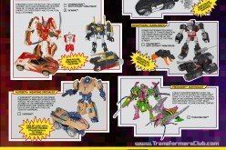 Transformers Collectors' Club TFSS 2.0 Official Press Release