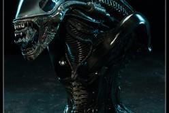 Alien Warrior Legendary Scale Bust Preview