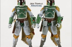 Difference Between Star Wars The Black Series 6 Inch SDCC Boba Fett From Retail Version