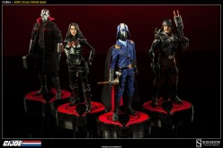 Sideshow G.I. Joe Cobra Sixth Scale Figure Stand Pre-Orders Go Live