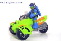 Teenage Mutant Ninja Turtles Ninja AT-3 Review