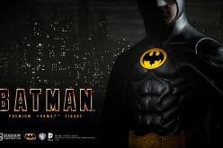 Michael Keaton Batman Premium Format Figure Preview