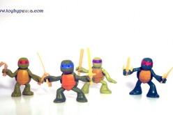 Teenage Mutant Ninja Turtles Ninjas In Training Mini-Turtles Review