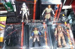 Star Wars The Black Series 3.75 Inch Wave 3 Sighted In Hong Kong