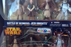 Toys R Us Exclusive Star Wars Battle Of Geonosis – Jedi Knights Battle Packs Hits U.S. Stores