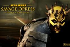 Star Wars Savage Opress Premium Format Figure Preview