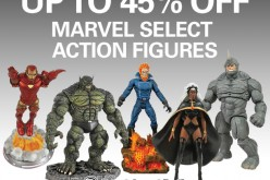 Marvel Select $12 Sale At Entertainment Earth Today Only