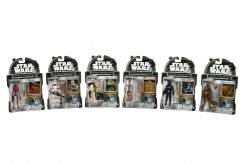 Amazon Exclusive Star Wars Legacy Collection Droid Factory Action Figure 6 Pack Now $39.99
