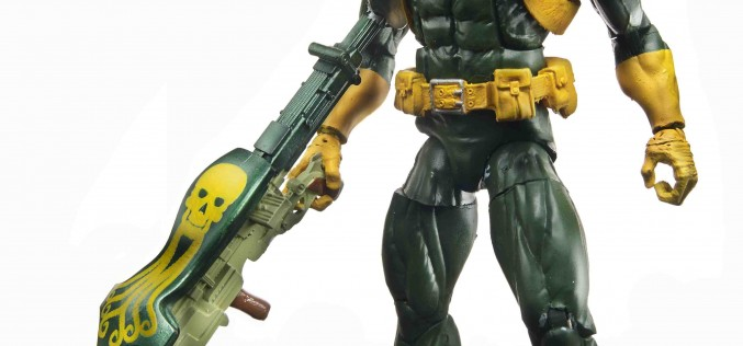 NYCC 2013 – Hasbro's Captain America 6 Inch Marvel Legends Images & Press Release