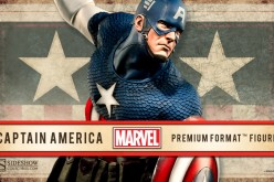 Captain America Premium Format Figure Preview
