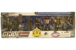 G.I. Joe Slaughter's Marauders 7 Pack On Sale For $24.99 At BigBadToyStore