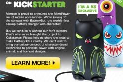 Mimico Opens A Backup Battery Kickstarter Program