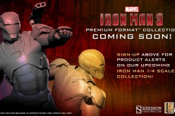 Sideshow's Iron Man 3 Premium Format Figure Collection Preview
