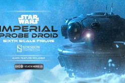 Star Wars Imperial Probe Droid Sixth Scale Figure Preview