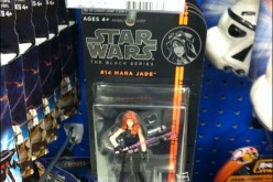 Star Wars The Black Series 3.75 Inch Wave 2 Found In New Mexico, USA
