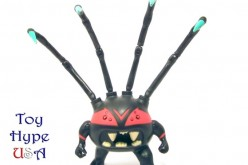 Playmates Toys TMNT Spider Bytes Review