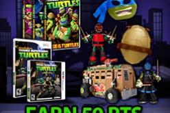 Teenage Mutant Ninja Turtles Fan Club Holiday Prize Pack Sweepstakes