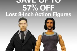 Entertainment Earth Update – Lost 8 Inch Action Figure 57% Off Sale Today Only