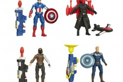 Hasbro's Captain America Super Soldier Gear 3.75 Inch Figures Revealed