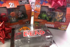 Free Comic Book Day Is Giving Away Free DST Minimates Toys Until Christmas