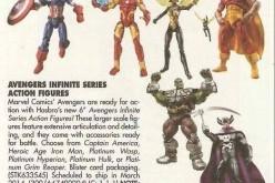 Hasbro's Avengers 3.75 Inch Infinite Series Revealed