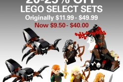 Entertainment Earth LEGO Sale Of Up To 25% On Select Products Today Only