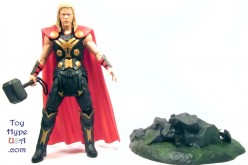 Marvel Select Thor The Dark World – Thor Figure Review