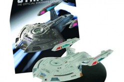 Star Trek Starships U.S.S. Equinox Vehicle With Magazine Announced