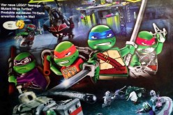 TMNT LEGO 2014 Wave 2 Preview