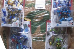 Transformers Generations 2014 Wave 1 Found At Toys R Us
