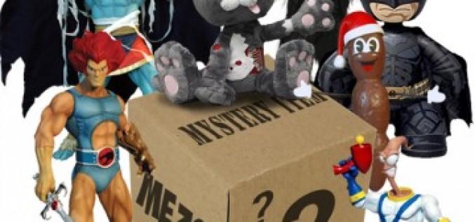 Mezco Announces Friday The 13th Mystery Box Sale