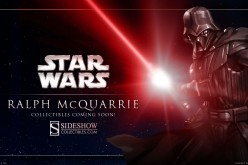 Sideshow Announces Star Wars Ralph McQuarrie Collectibles