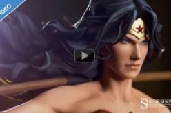 Wonder Woman Premium Format Figure Video Preview