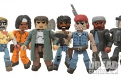 DST The Walking Dead Comic Series 5 Ships Next Week