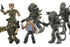 DST Aliens Minimates Series 1 Figure Images